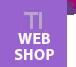 Ikona rješenja za poslovanje putem interneta TI WEBSHOP