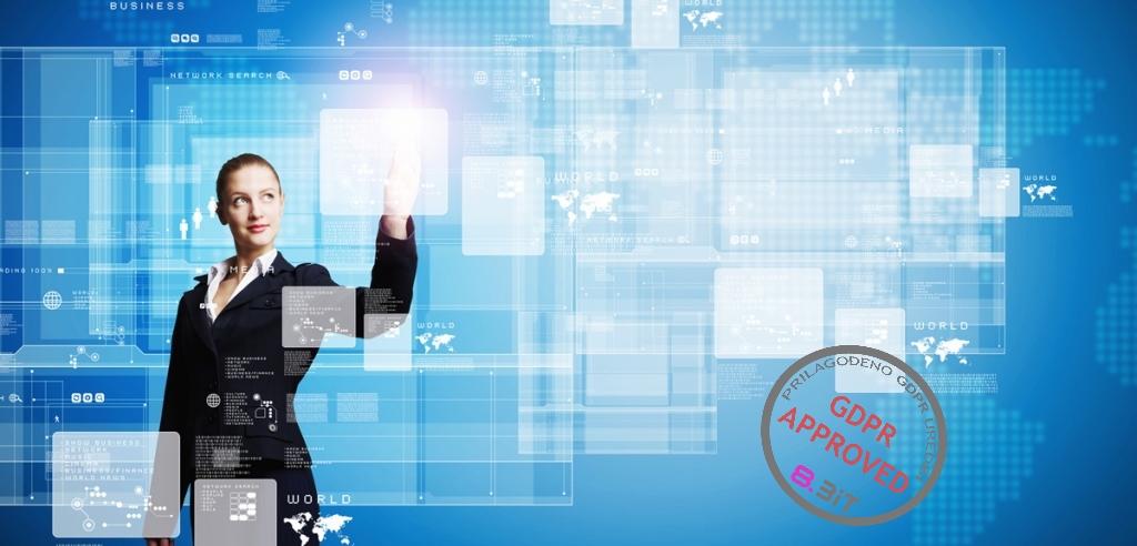 Slikoviti prikaz rada s Times Integrator ERP rješenjem
