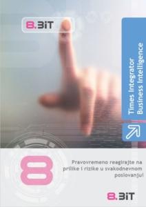 Slika za poslovno rješenje Times Integrator Business Intelligence (TI BI)