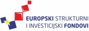 Logo za Europske strukturne i investicijske fondove